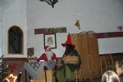 Hexe + Weihnachtsmann