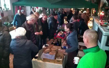 Weihnachtsmarkt in Kieve