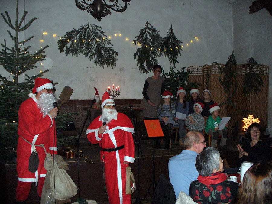 Kiever Weihnachtsfeier