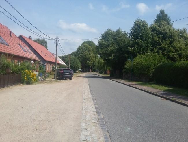 Abb. 19 Ortskern Kieve